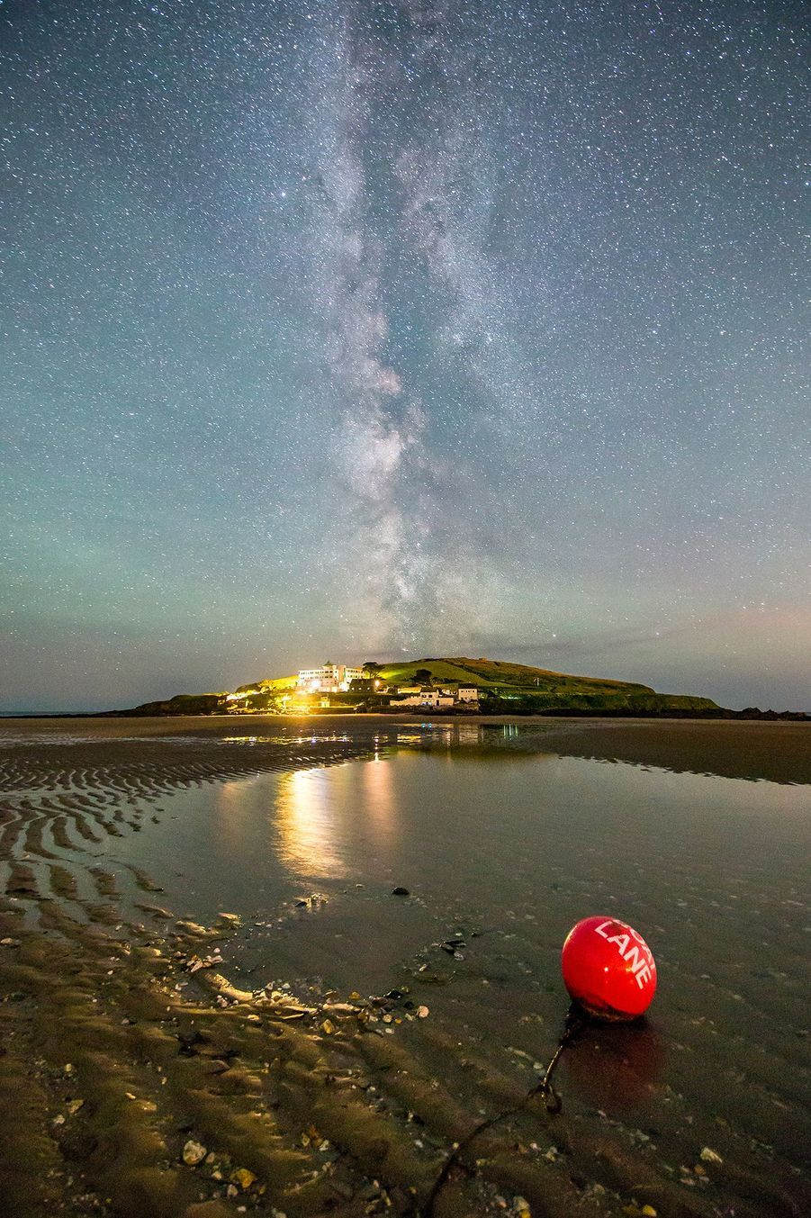 A Burgh Island, Angleterre