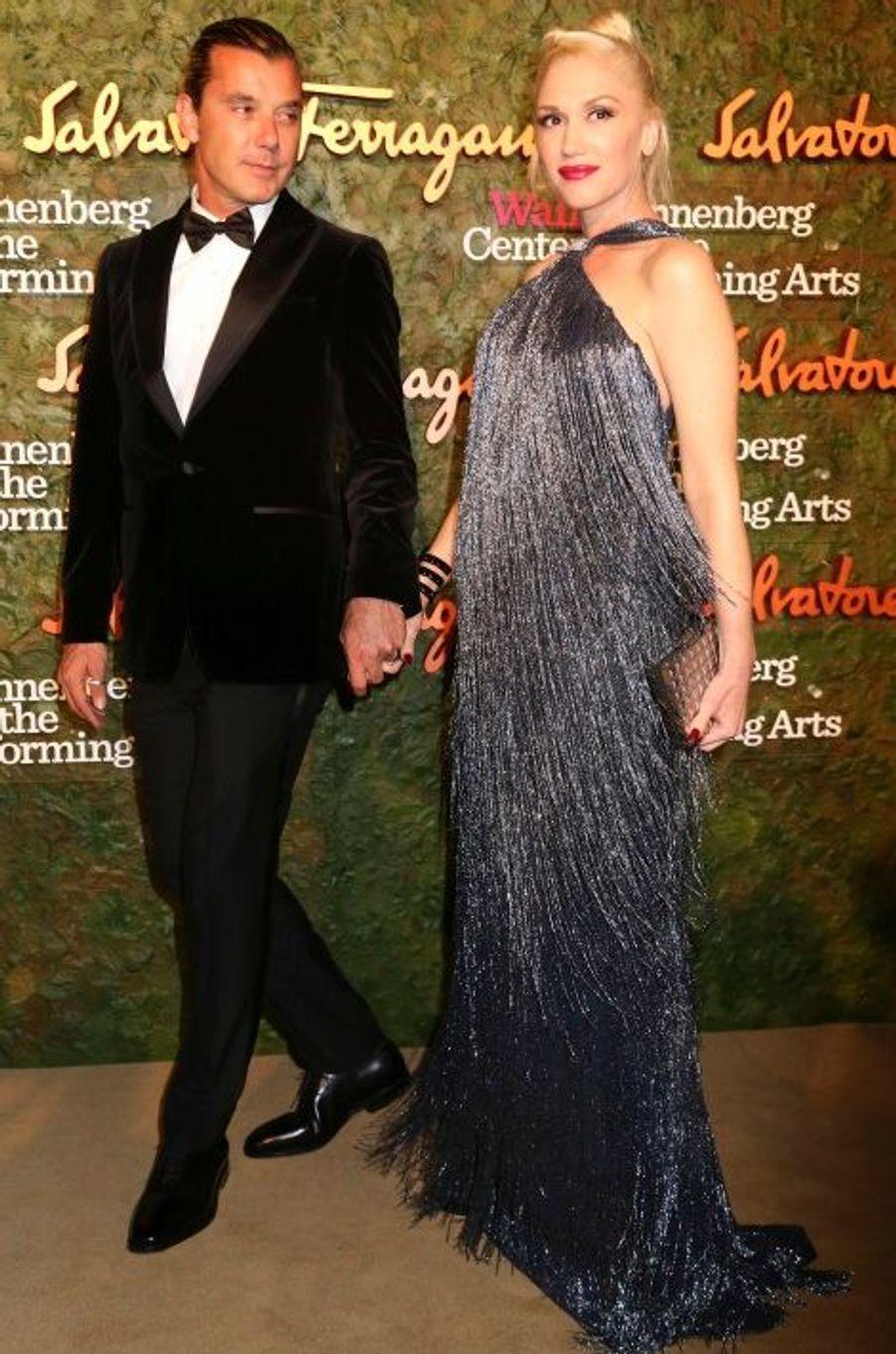 Gavin Rossdale et Gwen Stefani, que la rumeur dit enceinte