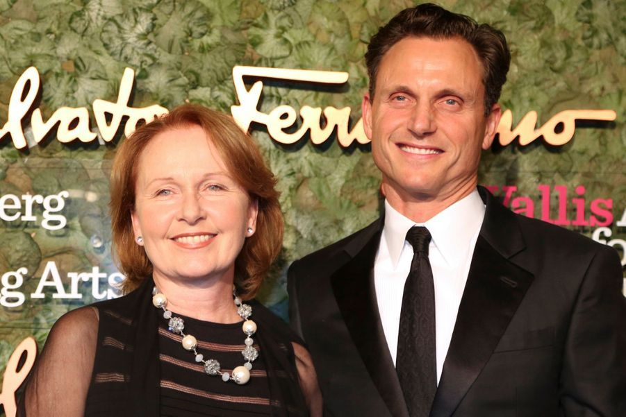 Kate Burton et Tony Goldwyn
