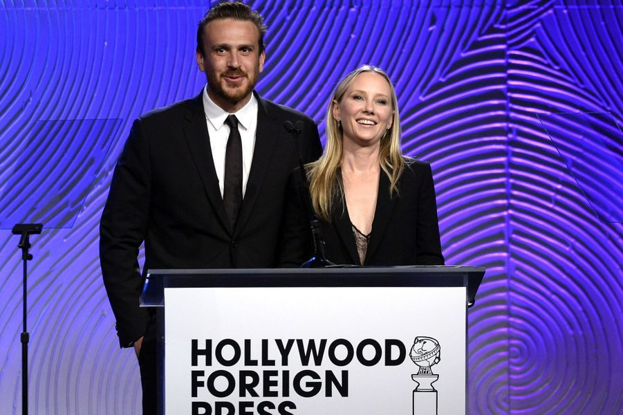 Jason Segel et Anne Heche