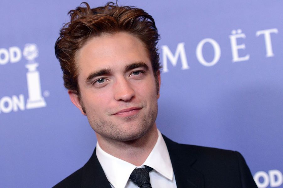 Robert Pattinson, en Gucci