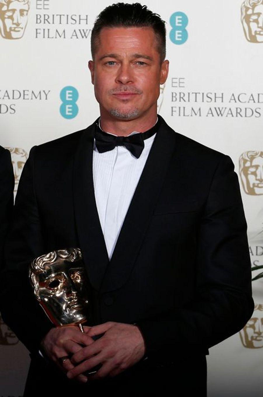"""Brad Pitt, producteur de """"12 Years a Slave"""""""