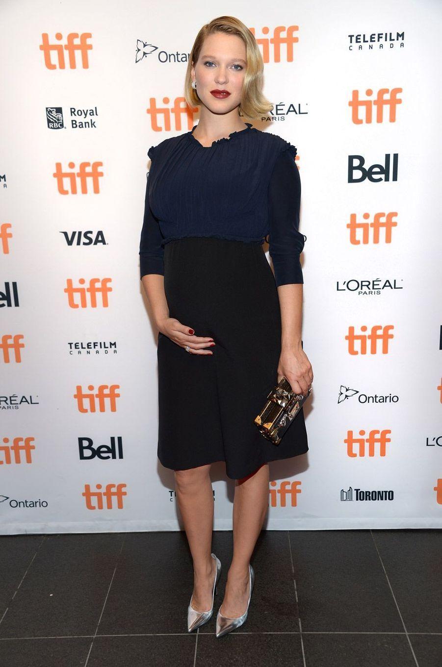 Léa Seydoux au Festival du Film de Toronto