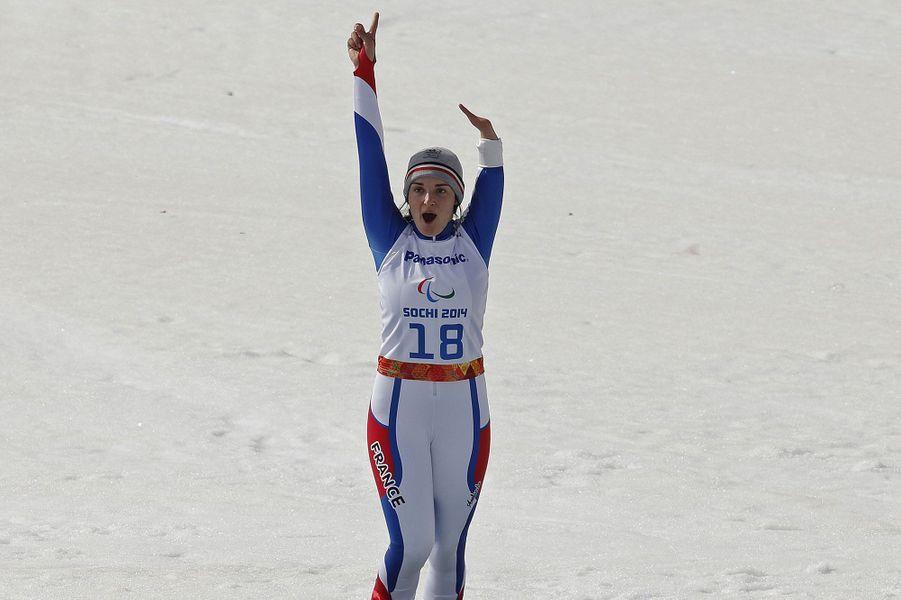 Comme les médaillés des Jeux olympiques et paralympiques de Sotchi, Marie Bochet fait partie de la promotion de Pâques.