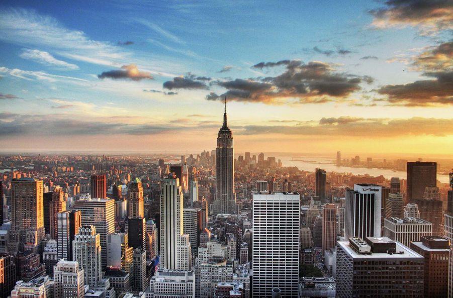 1) New York, Etats-Unis