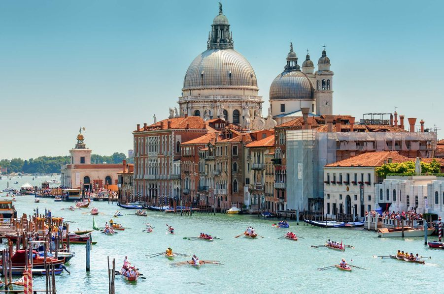 10) Venise, Italie