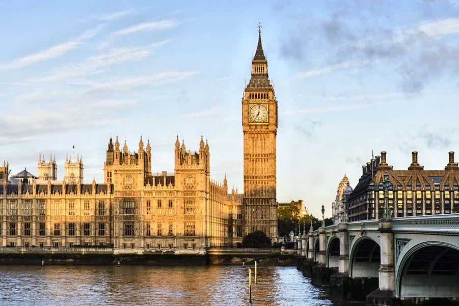 2) Londres, Royaume-Uni
