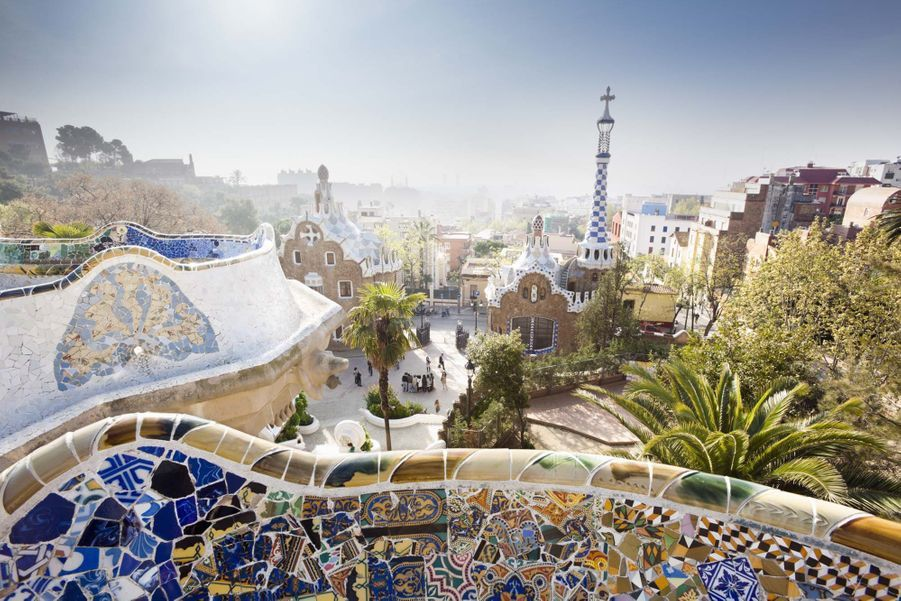 3) Barcelone, Espagne