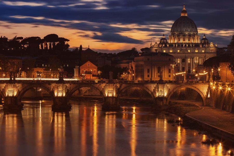 4) Rome, Italie