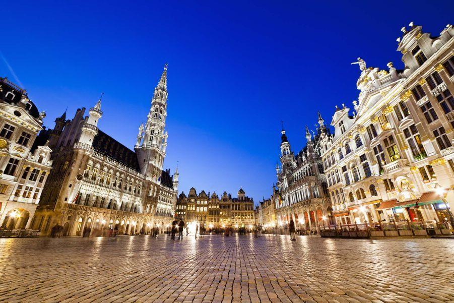5) Bruxelles, Belgique