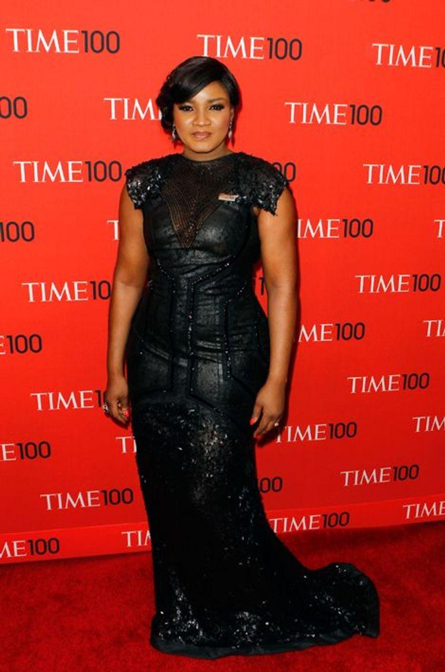 L'actrice la plus célèbre de Nollywood (Hollywood nigérian) est une icône pour la jeunesse africaine. Surnommée «Omosexy» par ses fans, la jeune femme s'investit activement dans le militantisme, en tant qu'ambassadrice des Nations Unies pour le Programme alimentaire mondial, et à travers plusieurs campagnes pour Amnesty International