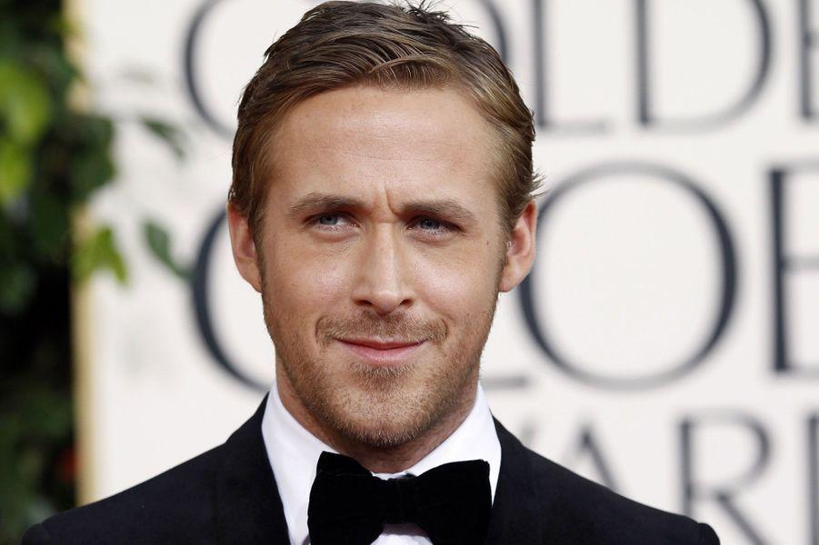 """Depuis """"Drive"""", Ryan Gosling est le beau gosse du cinéma."""