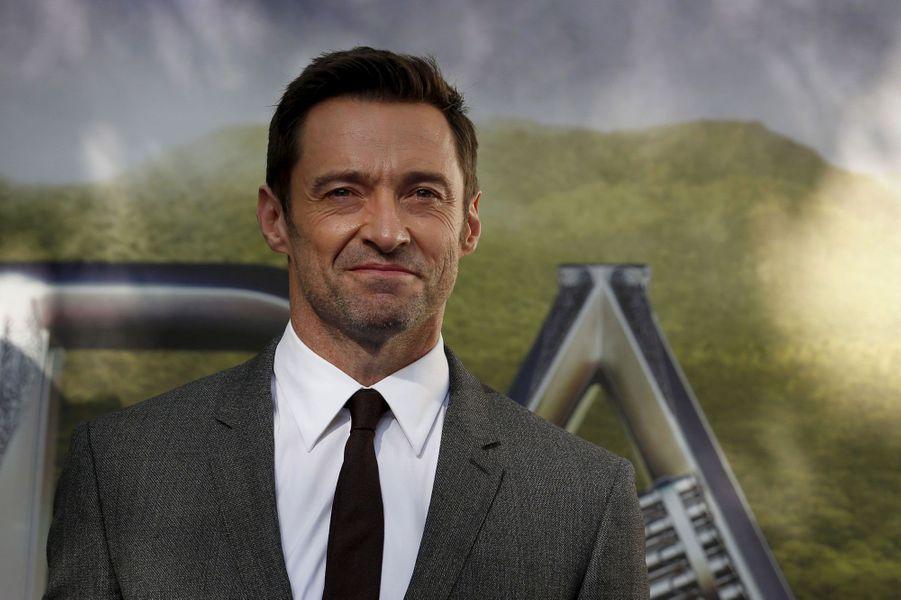 A 47 ans, l'acteur est toujours aussi sexy. En 2017, il sera à l'affiche d'un nouvel épisode de Wolverine.