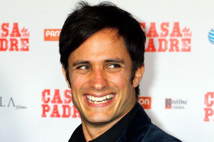 L'acteur et réalisateur mexicain, une star internationale.