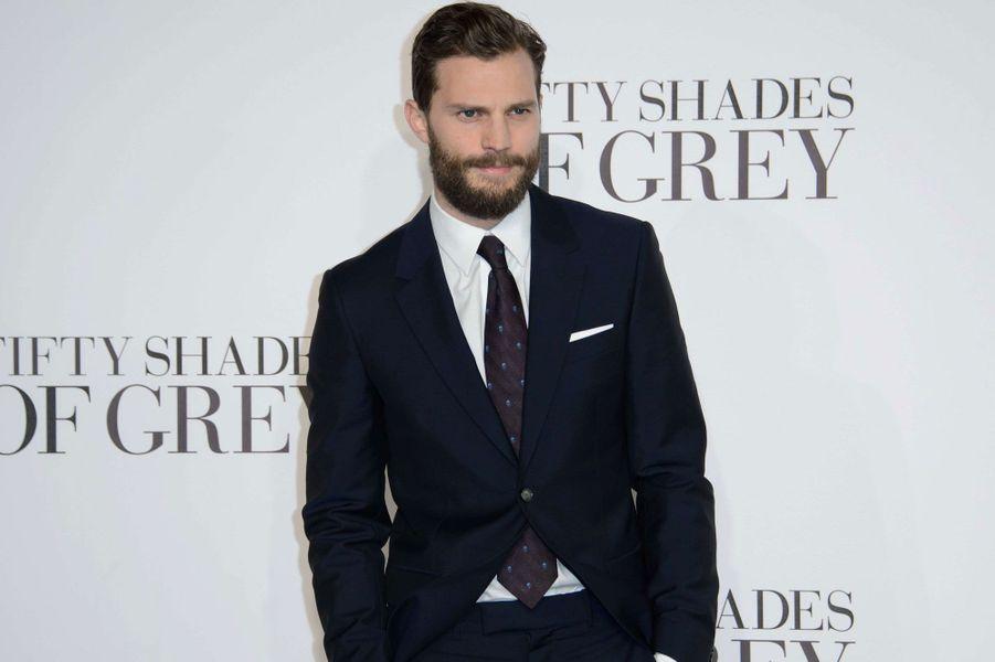 """L'acteur de """"50 nuances de Grey"""" a été mannequin pendant plusieurs années avant de se lancer dans le cinéma."""