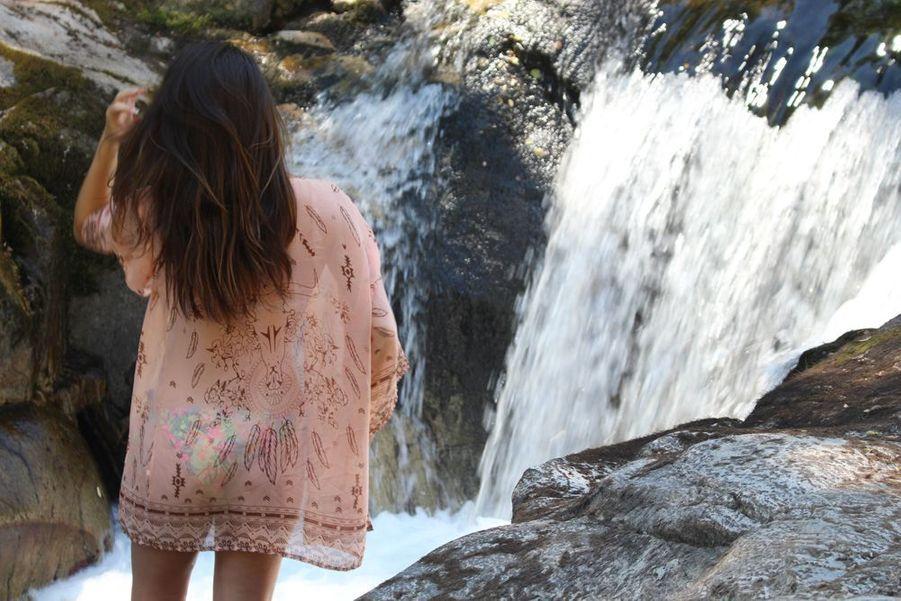 Le kimono, c'est la pièce tendance de cet été