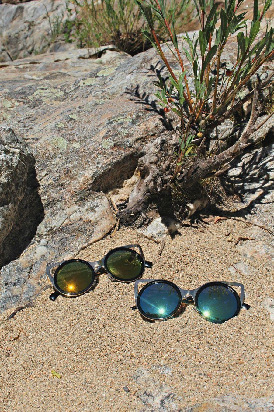 Les lunettes de soleil sont évidemment l'indispensable de nos étés