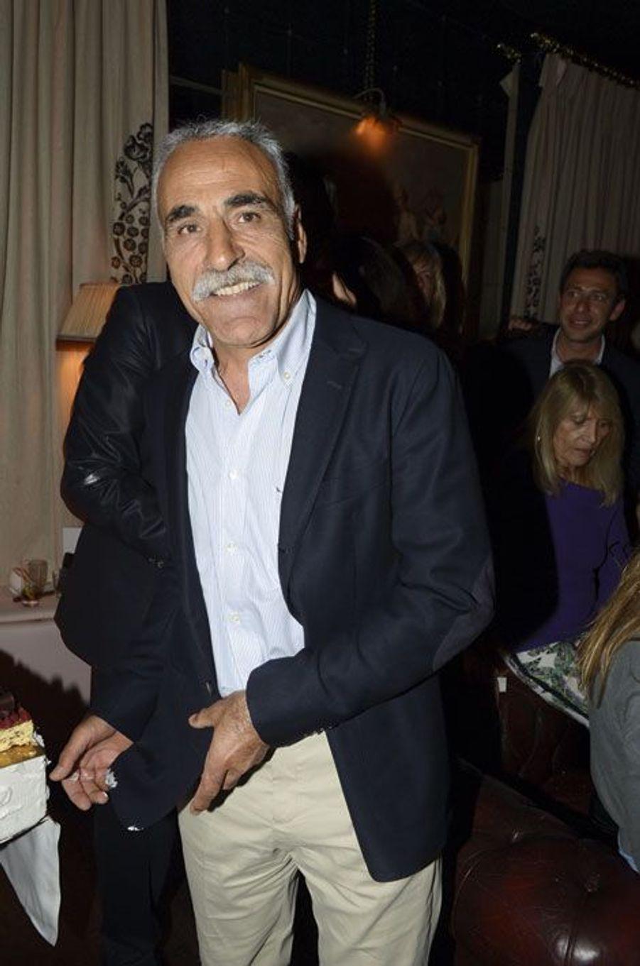 Mansour Bahrami.