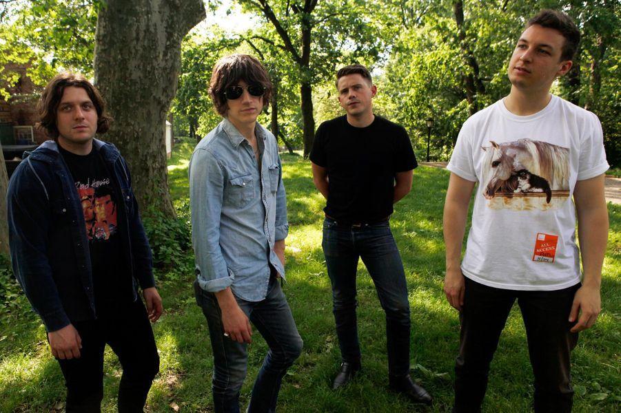 Le 9 septembre, les rockeurs anglais sortiront leur cinquième album, AM.