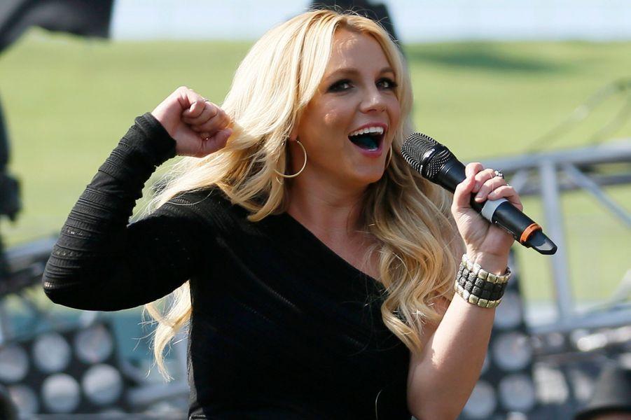 Le huitième album de Britney Spears, attendu dans les mois qui viennent, n'a pas encore de date officielle.