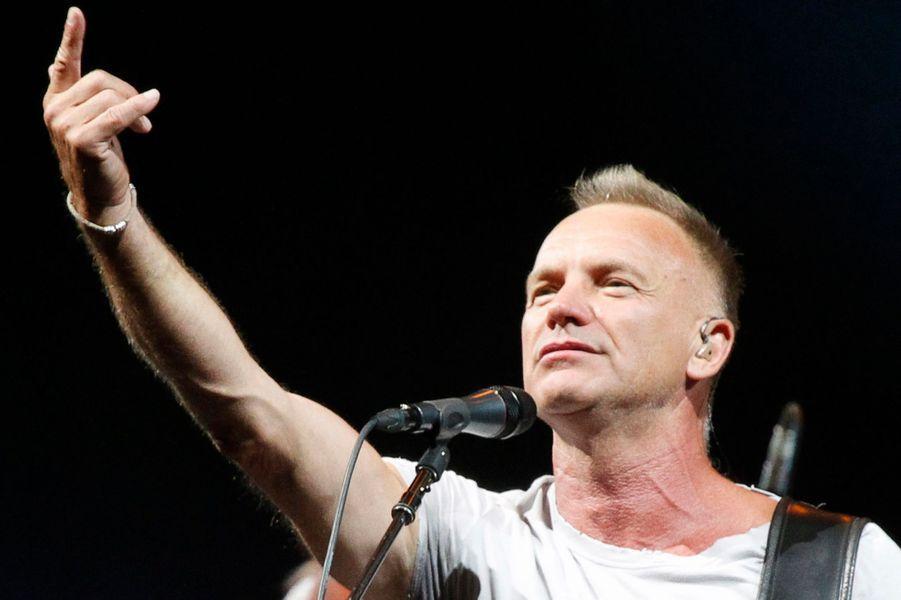 """Pour son grand retour en studio - son dernier véritable album, le dixième de sa carrière, date de 2003 - Sting doit publier """"The Last Ship"""" le 24 septembre."""