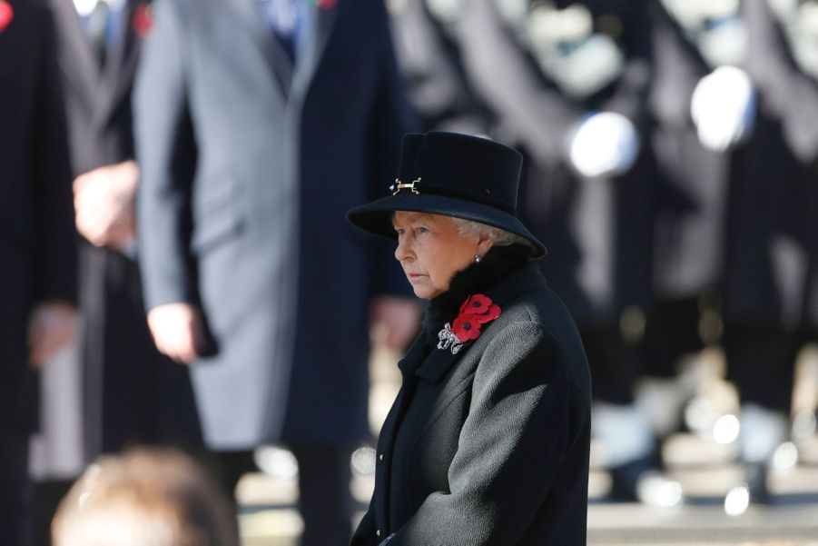 La reine Elizabeth