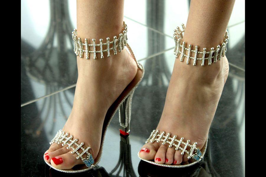 Les chaussures les plus chères du monde