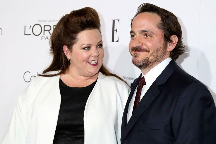 Melissa McCarthy et son mari Ben Falcone