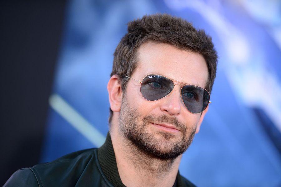 Bradley Cooper à l'avant-première du dernier film du réalisateur James Gunn, le 22 juillet 2014.