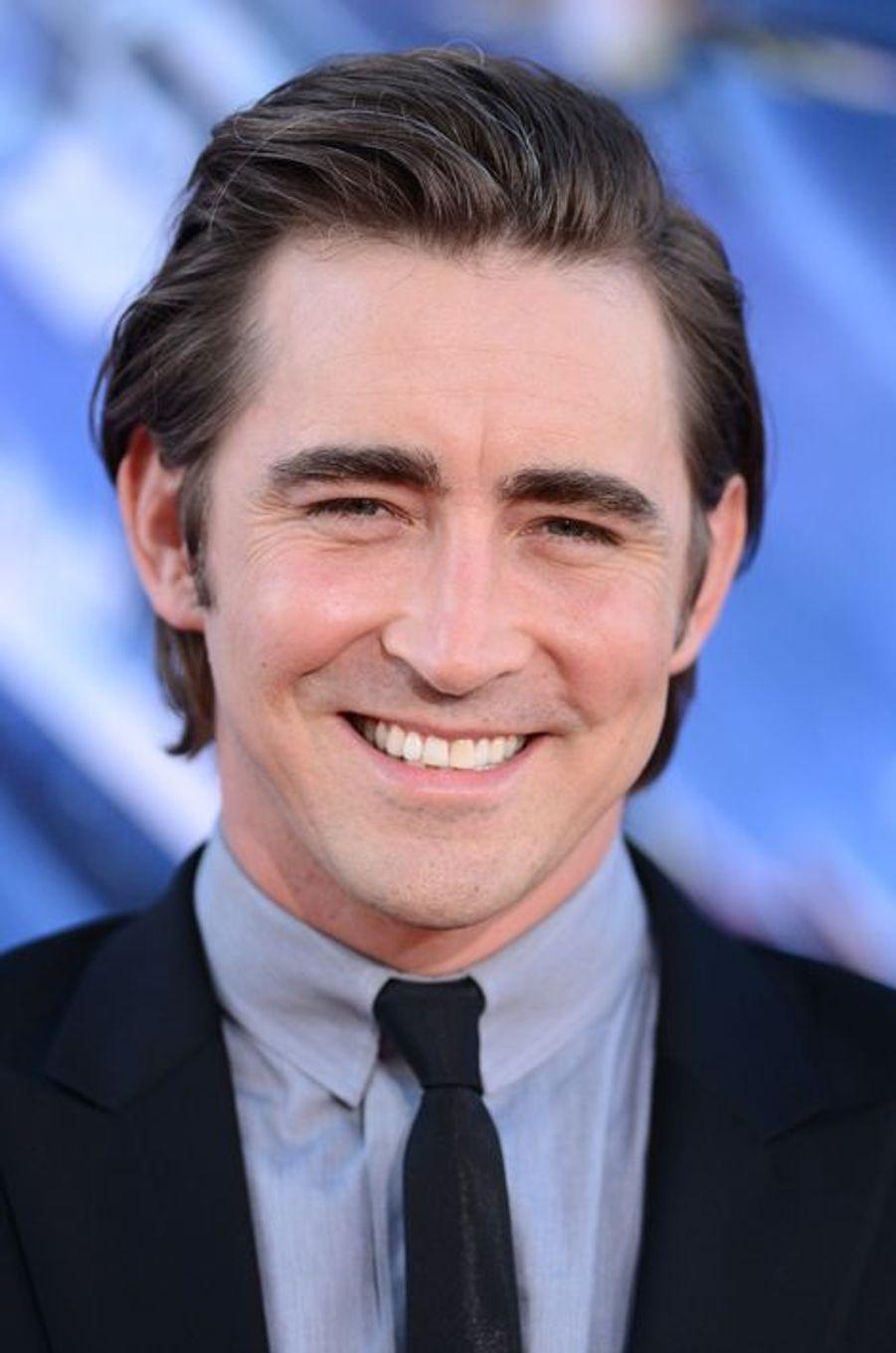 Lee Pace au théâtre Dolby à Hollywood, aux Etats-Unis le 22 juillet 2014.