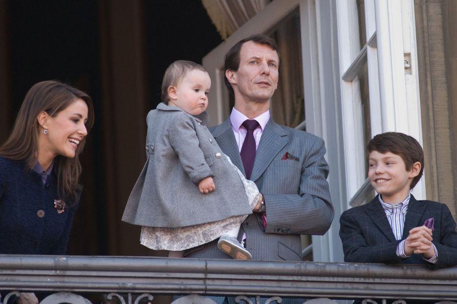 La princesse Marie et le prince Joachim
