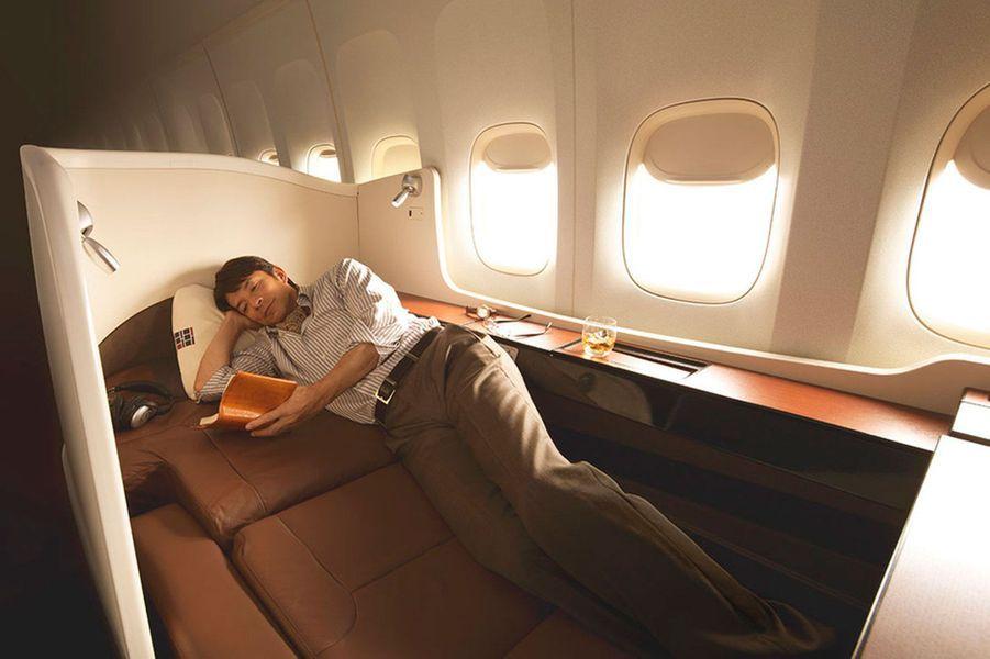 10) JAL Suite