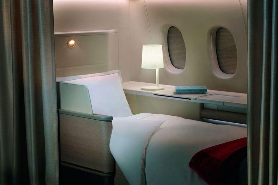 12) Air France La Première