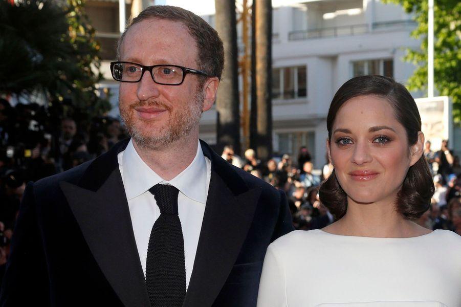 """Le réalisateur américain, fidèle à Marrakech, aura présenté la veille """"The Immigrant"""" avec Marion Cotillard, également présente à Marrakech, dans le jury de Martin Scorsese."""