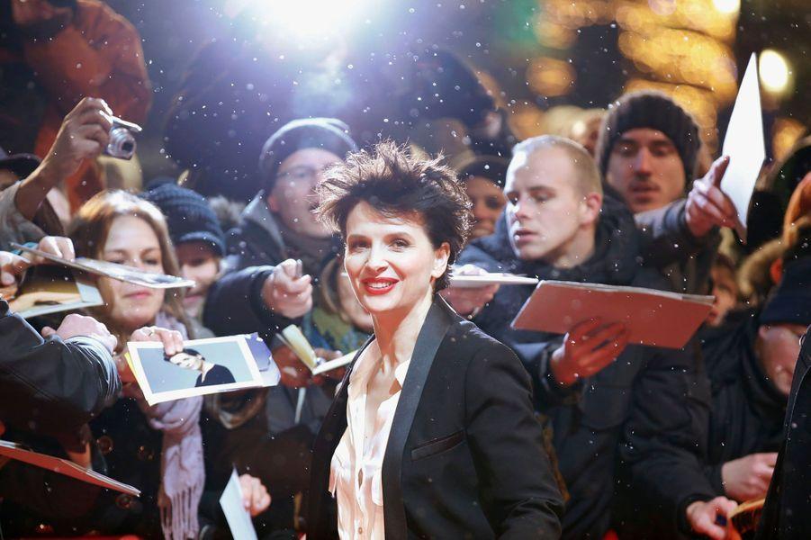 """L'actrice vient présenter à Marrakech son dernier film, inédit en France, """"A Thousand Times Good Night""""."""