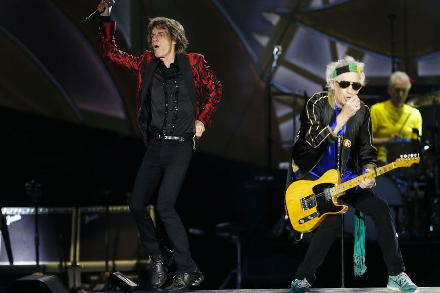 19- Rolling Stones 47 millions de dollars