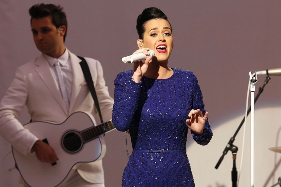 23- Katy Perry 40 millions de dollars