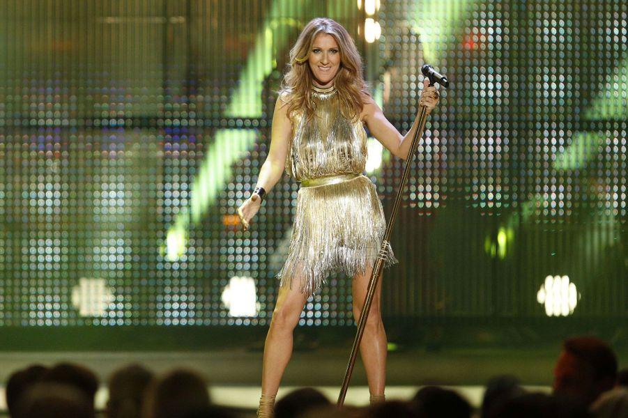 26- Céline Dion 36 millions de dollars