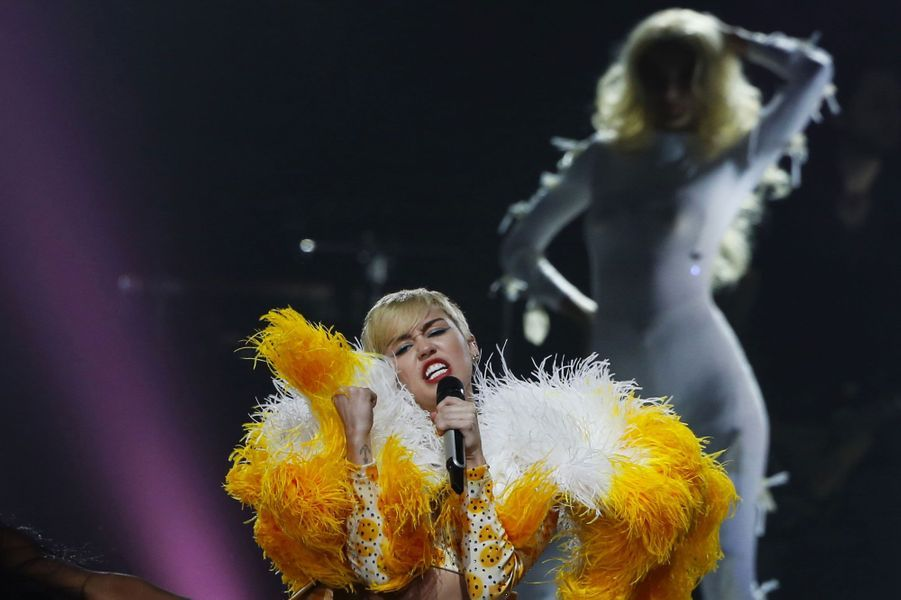 26- Miley Cyrus 36 millions de dollars
