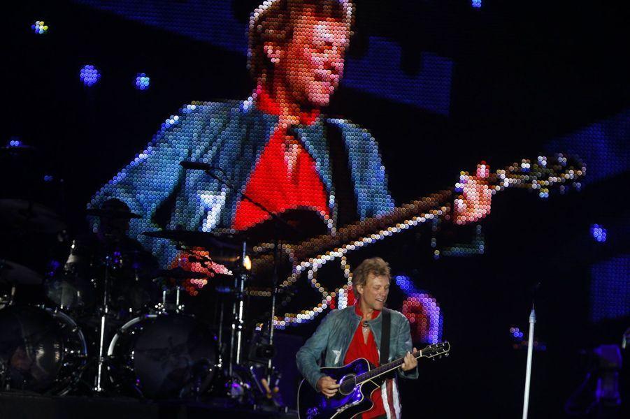 4- Bon Jovi 82 millions de dollars