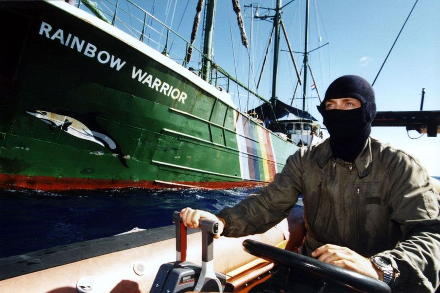 Le Rainbow Warrior I