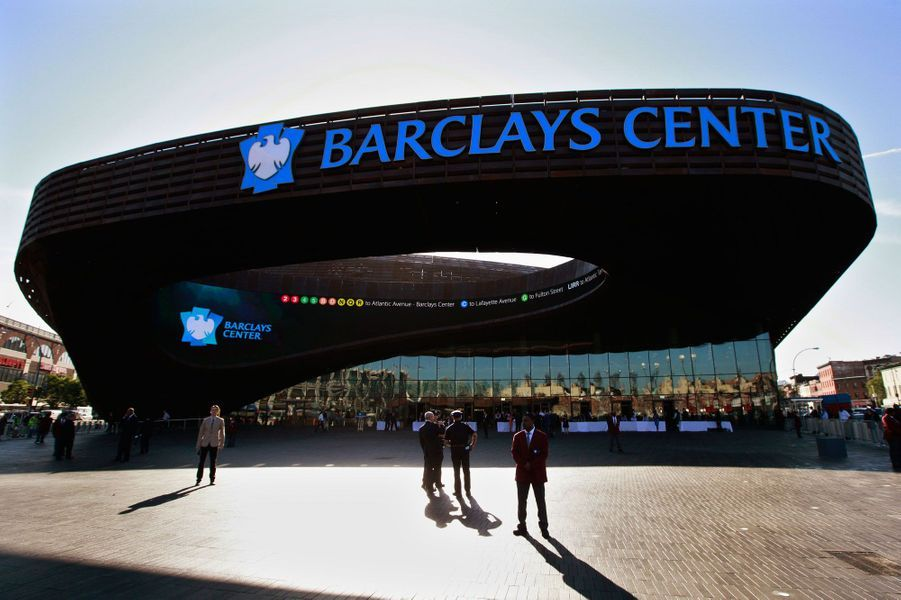 Barclays Center à Brooklyn