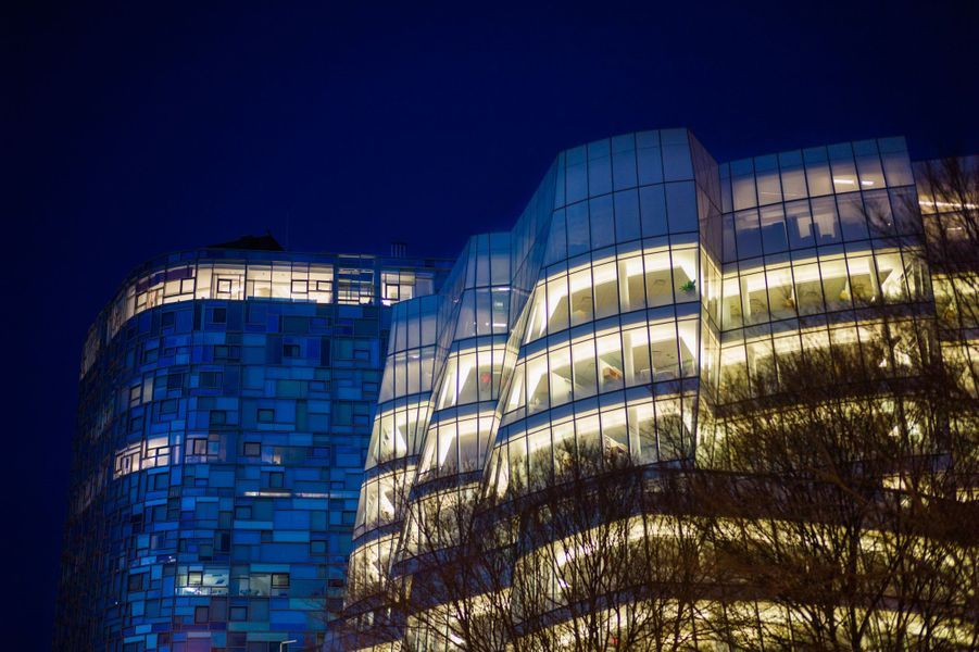 IAC Building, New York