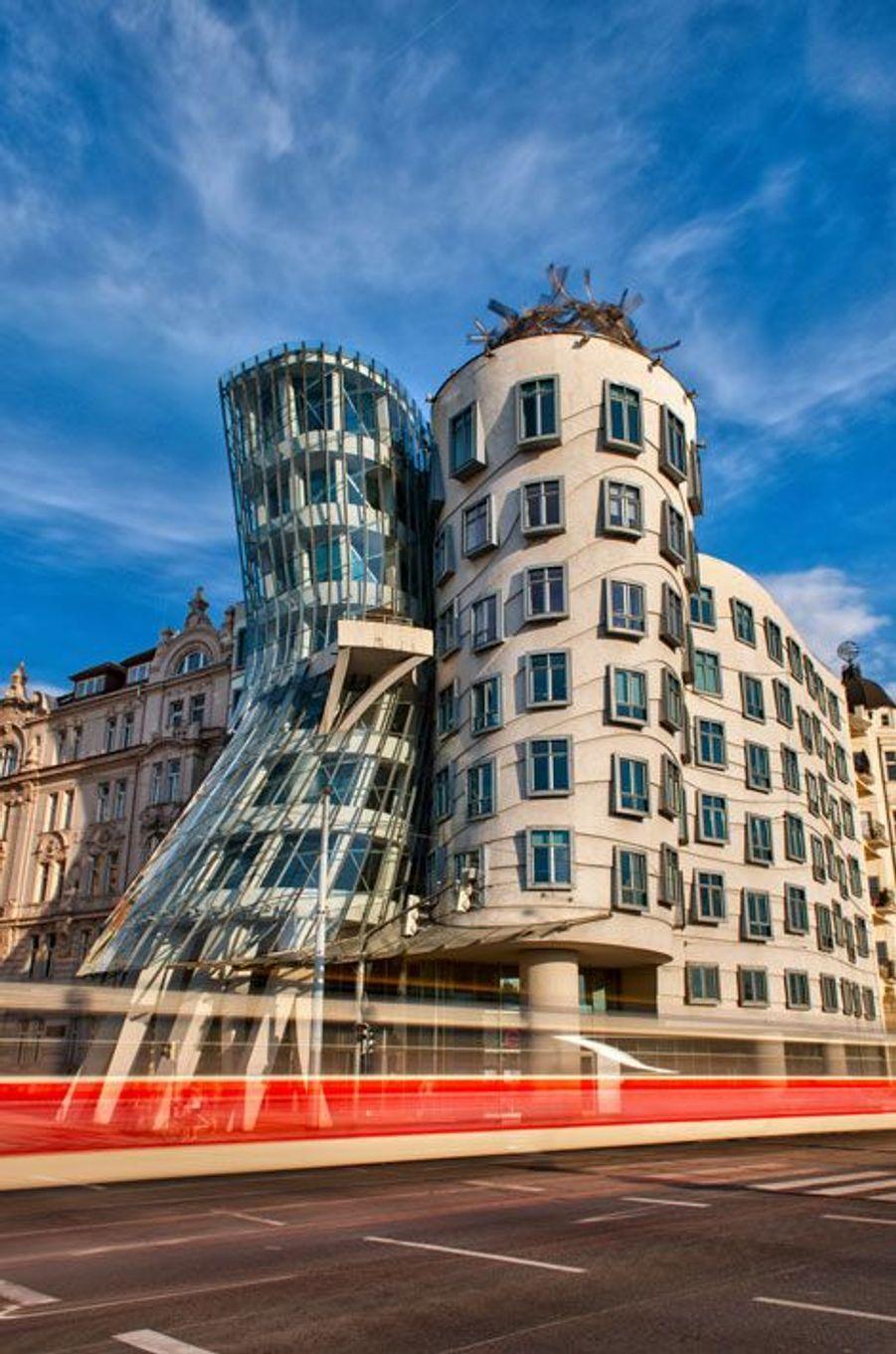 Maison Dansante à Prague