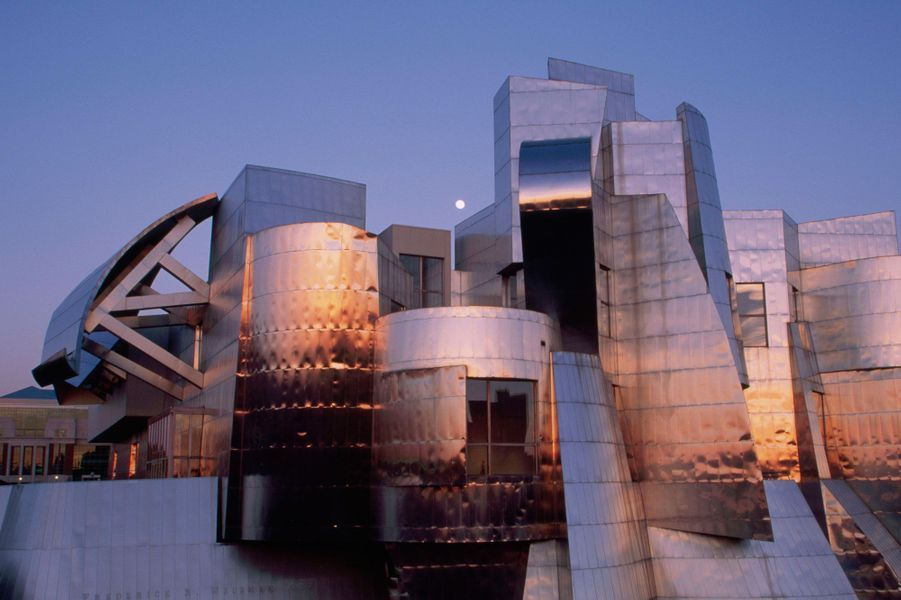 Weisman Art Museum à Minneapolis