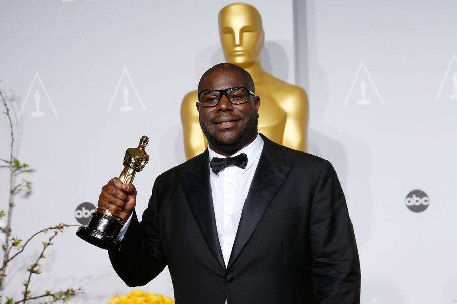 Le 2 mars 2014, Steve McQueen est entré dans l'histoire en remportant l'Oscar du Meilleur film pour «12 Years a Slave» à la 86e cérémonie des Oscars.