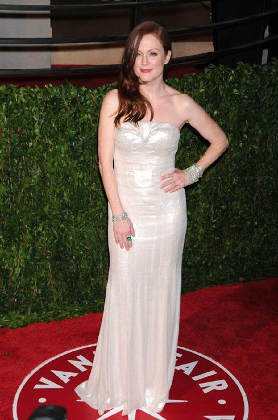 En Calvin Klein pour les Oscars 2010