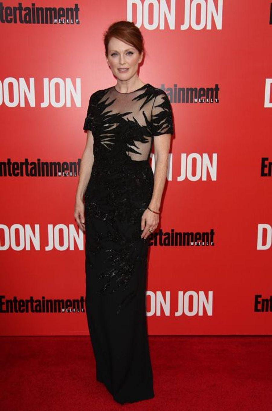 "En Jason Wu à la première new-yorkaise de ""Don Jon"", en septembre 2013"
