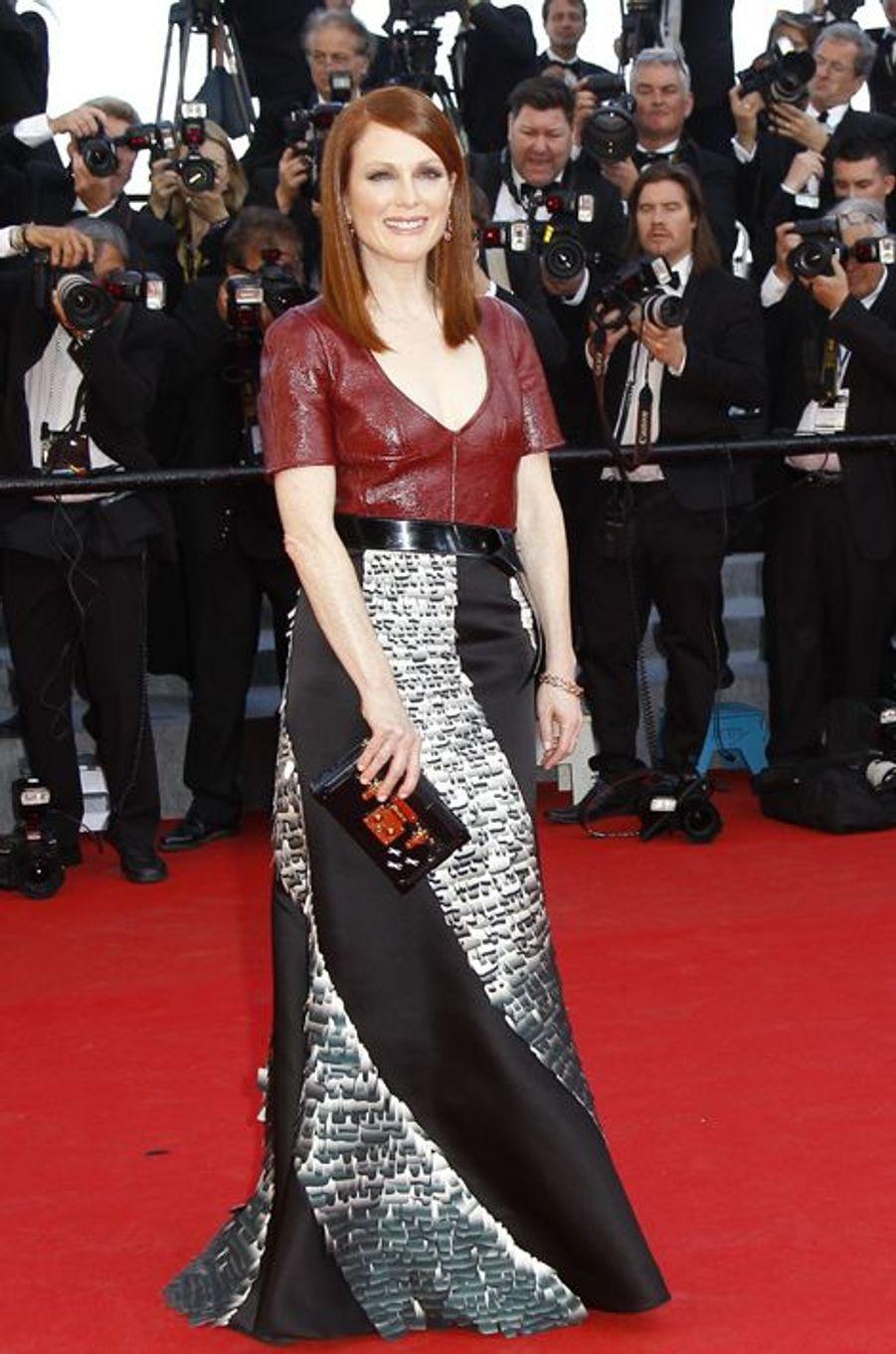 En Louis Vuitton au Festival de Cannes 2014