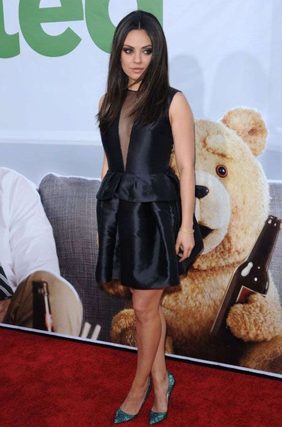 """Avant-première hollywoodienne """"Ted"""", juin 2012"""